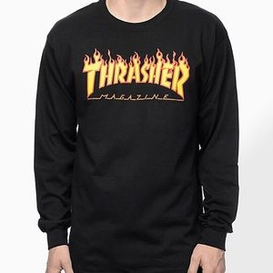 Thrasher Magazine Long Sleeve